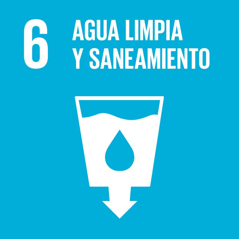 6 Agua limpia y Saneamiento