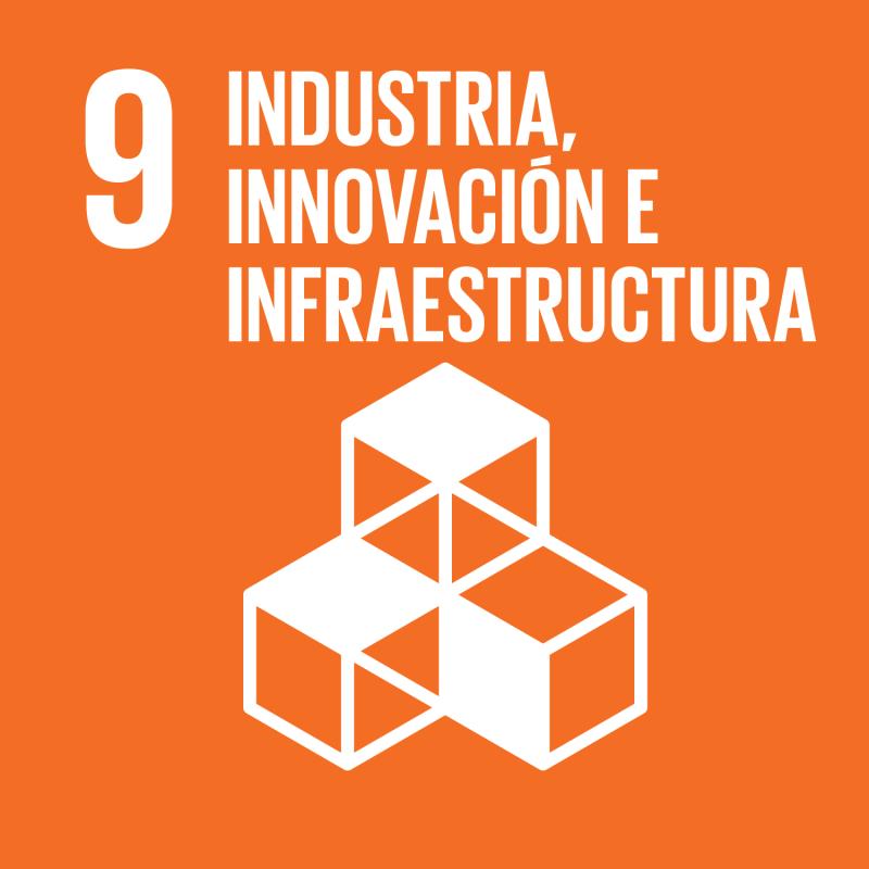 9 Industria Innovación e Infraestructura