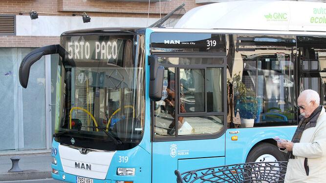 Nuevos autobuses ecológicos
