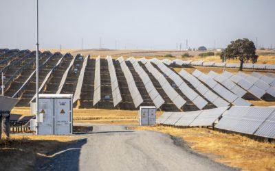 Inaugurada la planta fotovoltaica de Huelva con 113.686 paneles solares