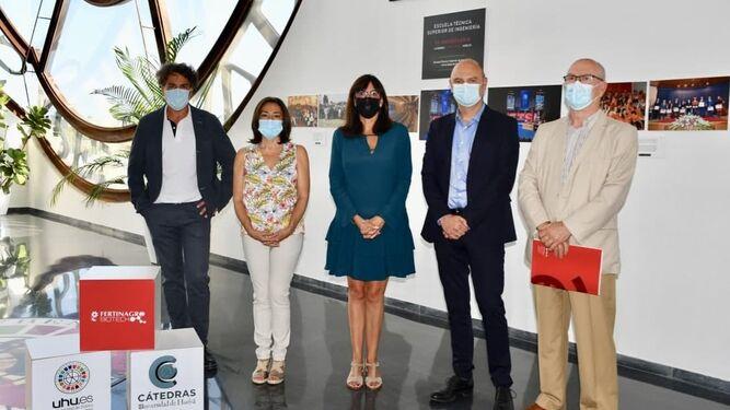 La UHU pone en marcha la Cátedra Fertinagro Biotech sobre alimentación y sostenibilidad