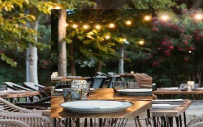 Sostenibilidad, gastronomía y libertad en la 'Finca Alfoliz' de Xanty Elías