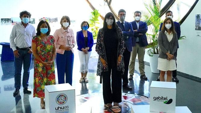 La UHU pone en marcha la Cátedra Gabitel sobre el hidrógeno para promover la conservación del planeta